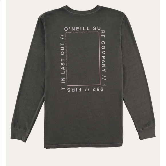 O'Neill Other - 🐠 Men's O'Neill squared long sleeve T-shirt 🐠